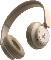 boAt Rockerz 450 Bluetooth Headset(Hazel Beige, On the Ear)