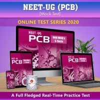 Target Publications NEET UG Physics Chemistry Biology Online Model Tests (Mock Tests for NEET , AIPMT & AIIMS (PCB) 2020 preparation) Test Preparation(User ID-Password)