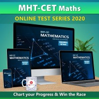 Target Publications MHT CET Maths Online Test Series 2020 preparation (1 year subscription) Test Preparation(User ID-Password)