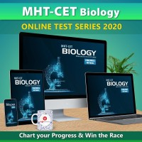 Target Publications MHT CET Biology Online Test Series 2020 preparation (1 year subscription) Test Preparation(User ID-Password)