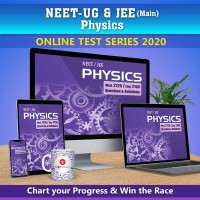 Target Publications NEET UG / JEE Main Physics Online Test Series 2020 preparation (1 year subscription) | Best Preparation for NEET, AIPMT, AIIMS & JEE Test Preparation(User ID-Password)