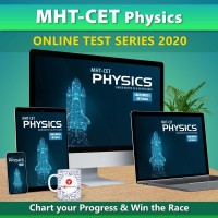 Target Publications MHT CET Physics Online Test Series 2020 preparation (1 year subscription) Test Preparation(User ID-Password)