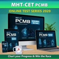 Target Publications MHT CET PCMB (Physics Chemistry Maths Biology) Online Test Series 2020 preparation (1 year subscription) Test Preparation(User ID-Password)