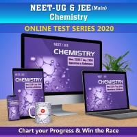 Target Publications NEET UG / JEE Main Chemistry Online Test Series 2020 preparation (1 year subscription) | Best Preparation for NEET, AIPMT, AIIMS & JEE Test Preparation(User ID-Password)