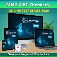 Target Publications MHT CET Chemistry Online Test Series 2020 preparation (1 year subscription) Test Preparation(User ID-Password)