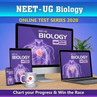 Target Publications NEET UG , AIPMT & AIIMS Biology Online Test Series 2020 preparation (1 year subscription) Test Preparation(User ID-Password)