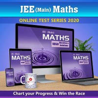 Target Publications JEE Main Maths Online Test Series 2020 preparation (1 year subscription) Test Preparation(User ID-Password)