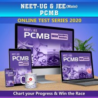 Target Publications NEET UG / JEE Main PCMB (Physics Chemistry Maths Biology) Online Test Series 2020 preparation (1 year subscription) | Best Preparation for NEET, AIPMT, AIIMS & JEE Test Preparation(User ID-Password)