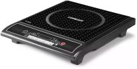 Eveready Powerful Induction Cooktop(Black, Push Button)