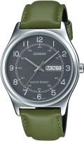 Casio A1767 (MTP-V006L-3BUDF) Enticer Men's Analog Watch  - For Men