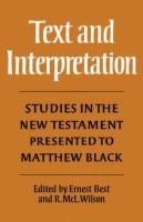 Text and Interpretation(English, Paperback, Wilson Robert McLachlan)