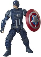 Marvel Legends Series Gamerverse 6-inch Collectible Captain America Action Figure Toy, Ages 4 And Up(Multicolor)