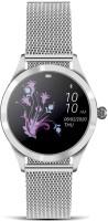 Gionee Senorita Smartwatch(Silver Strap, Regular)