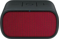 Logitech UE Mobile Boombox Bluetooth Speaker (Yellow Grill/Black) 2.5 W Bluetooth Home Theatre(Black, Red, Stereo Channel)
