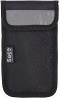 Saco Wallet Case Cover for Sony ICD-P520 Digital Voice Recorder(Grey, Cases with Holder)