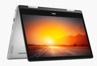 Dell Inspiron 5000 Core i3 10th Gen - (4 GB/256 GB SSD/Windows 10 Home) 5491 2 in 1 Laptop(14 inch, Silver, 1.67 kg, With MS Office)