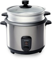 Croma Rice Cooker 1.2 Litres CRAO1028 Electric Rice Cooker(1.2 L, Steel)