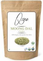 Qzine Chilka Moong Dal (Green, 1KG)