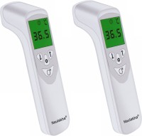 Naulakha 406 Infrated Thermometer Pack of 2 Thermometer(White)