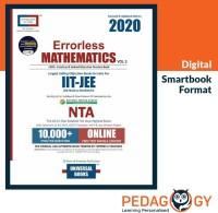 Pedagogy ERRORLESS MATHEMATICS JEE MAINS & JEE ADVANCE - VOL – 2 Test Preparation(Voucher)
