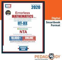 Pedagogy ERRORLESS MATHEMATICS JEE MAINS & JEE ADVANCE - VOL - 1 Test Preparation(Voucher)