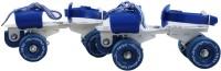 VICKY Smash Blue Roller Skates Quad Roller Skates - Size 6-11 UK(Blue)