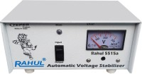 rahul 5515 a 415 VA 140-280 Volt 1 LCD/LED TV +DVD/DTH/Music System Automatic Voltage Stabilizer Auto Matic Stabilizer(White)