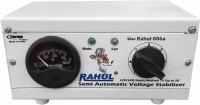 rahul 006a 300 VA 140-280 Volt 1 CRT TV/Music System + DVD/DTH Autocut Voltage Stabilizer Autocut Stabilizer(White)
