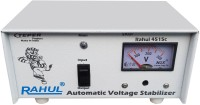 rahul 4515c 300 VA 140-280 Volt 1 LCD/LED TV +DVD/DTH/Music System Automatic Voltage Stabilizer Automatic Stabilizer(White)