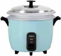 HAVELLS RISO PLUS Electric Rice Cooker(1.8 L, SKY BLUE)