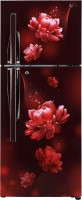 View LG 260 L Frost Free Double Door 3 Star (2020) Convertible Refrigerator(Scarlet Charm, GL-T292RSC3) Price Online(LG)