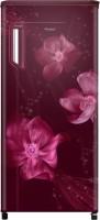 View Whirlpool 215 L Direct Cool Single Door 3 Star Refrigerator(Wine Magnolia, 230 IMFR PRM 3S INV) Price Online(Whirlpool)
