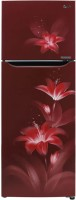 View LG 308 L Frost Free Double Door 2 Star (2020) Convertible Refrigerator(Ruby Glow, GL-T322SRGY) Price Online(LG)