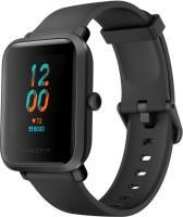 Huami Amazfit Bip S Smartwatch(Black Strap, Regular)