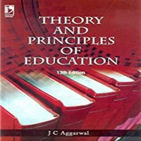 Vikas Publishing Theory Principles Of Education by J. C. Aggarwal Higher Education(Voucher)