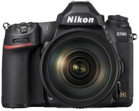 NIKON D780 DSLR Camera Body with 24-120 mm(Black)