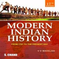 SChand Publications Modern Indian History by V.D.Mahajan Higher Education(Voucher)