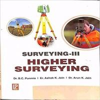 Laxmi Publications Surveying Vol - III (Higher Surveying) by B. C. Punmia, Ashok Kumar Jain, Arun Kumar Jain Higher Education(Voucher)