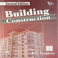 PHI Learning Building Construction by P. C. Varghese Higher Education(Voucher)