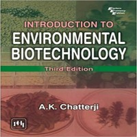 PHI Learning Introduction To Environmental Biotechnology by A k Chatterji Higher Education(Voucher)