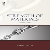 Vikas Publishing Strength Of Materials by S. S. Bhavikatti Higher Education(Voucher)