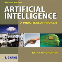 S.Chand Publications Artificial Intelligence by Rajiv Chopra Higher Education(Voucher)