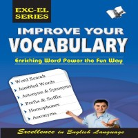 V&S Publishers Improve Your Vocabulary by Tanvir Khan School(Voucher)