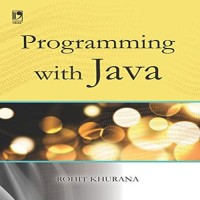 Vikas Publishing Programming With Java by Rohit Khurana Higher Education(Voucher)