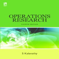 Vikas Publishing OPERATIONS RESEARCH - 4TH EDN by S Kalavathy Higher Education(Voucher)