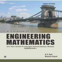 Laxmi Publications A Textbook Of Engineering Mathematics For RGPV by N. P. Bali, Dr. Manish Goyal Higher Education(Voucher)