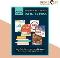 Pedagogy Engineering (JEE) Infinity Pass – Valid upto JEE 2022 Test Preparation(Voucher)