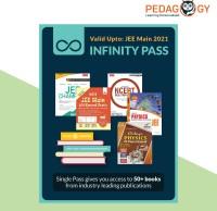 Pedagogy Engineering (JEE) Infinity Pass – Valid upto JEE 2021 Test Preparation(Voucher)
