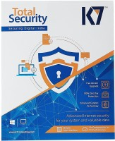 K7 2020 3 PC 1 Year Total Security (Email Delivery - No CD)(Standard Edition)