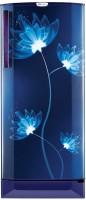 Godrej 190 L Direct Cool Single Door 4 Star (2020) Refrigerator(Glass Blue, RD 1904 PTDI 43 GL BL) (Godrej)  Buy Online